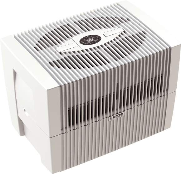 Venta LW45 Comfort Plus, Brilliant White, Humidifier 80m² and Air cleaner 45 m². - o2health