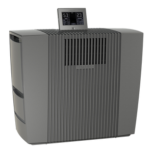 Venta LW60T Humidification 150m² and Air Cleaning 80m² anthracite with remote control. - o2health