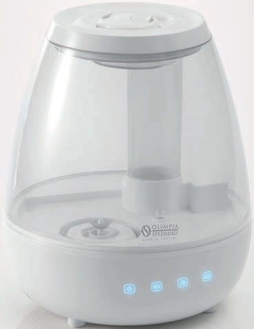 Olimpia Limpia Pure - Ultrasonic humidifier 40m2 - o2health