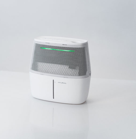 Stylies Alaze - Humidifier with antibacterial filter - o2health