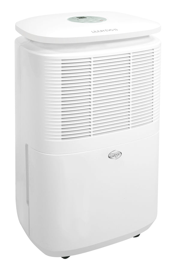 Argo Lilium Evo - dehumidifier with handles and on wheels - o2health