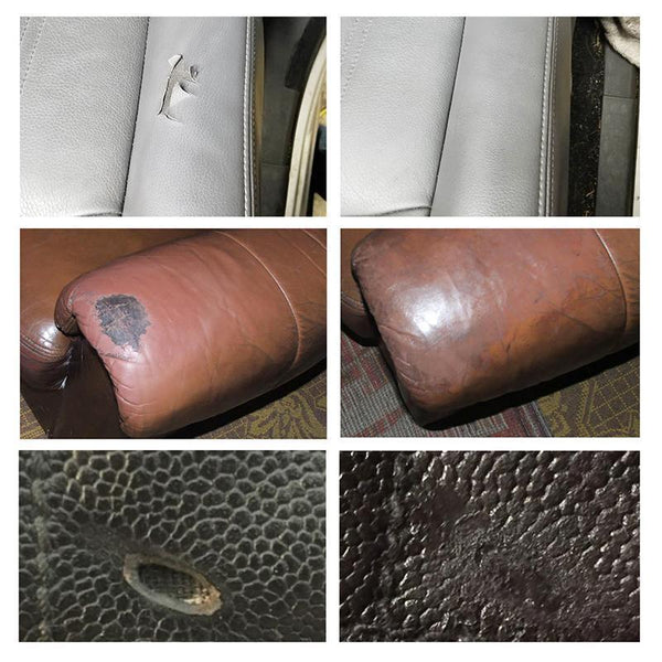 Leather Repair Patch Kit