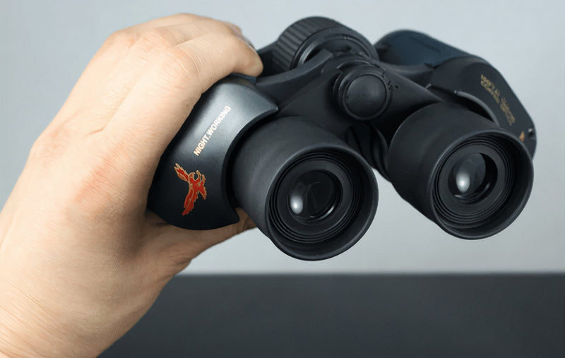 Professional Night Vision Infrared Long Range Binoculars - 60x60