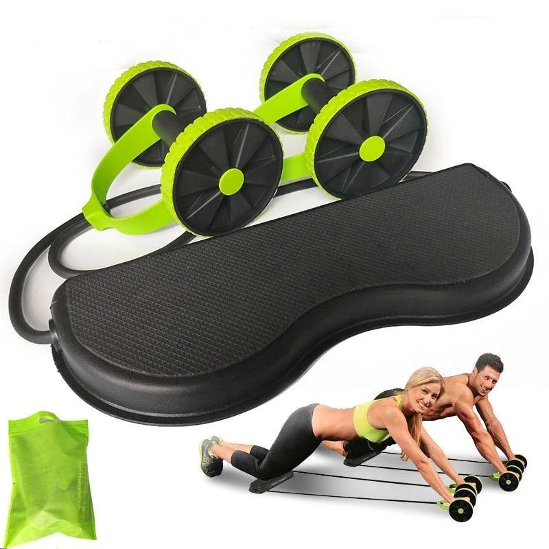 Ab Roller Workout Equipment Wheel