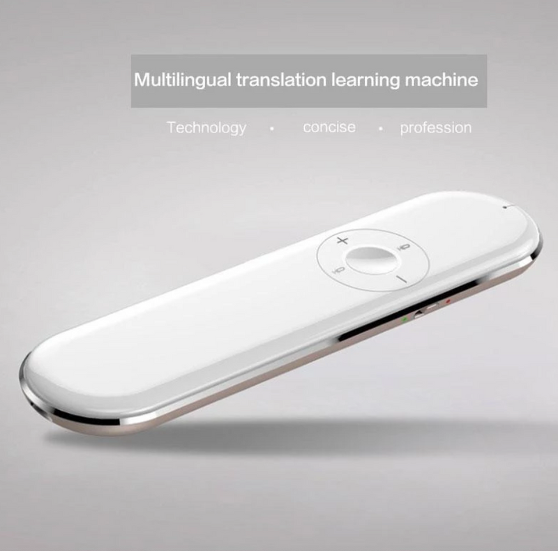 Portable Language Voice Translator Device