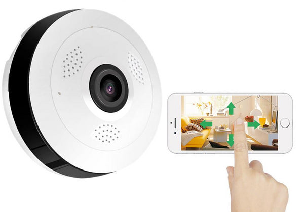 Smart 360 Home Security Surveillance System Camera