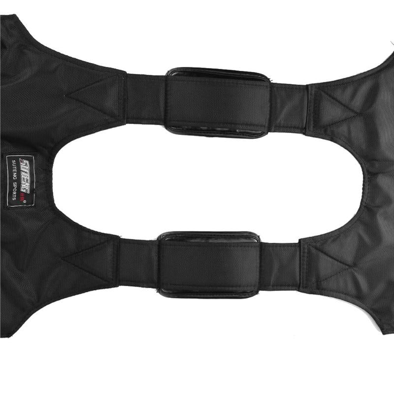 Weighted Loading Vest for Training Workouts (50kg Max Load)