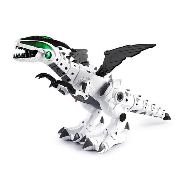 Dinosaur Robot Toy with Atomizer Mist Breath