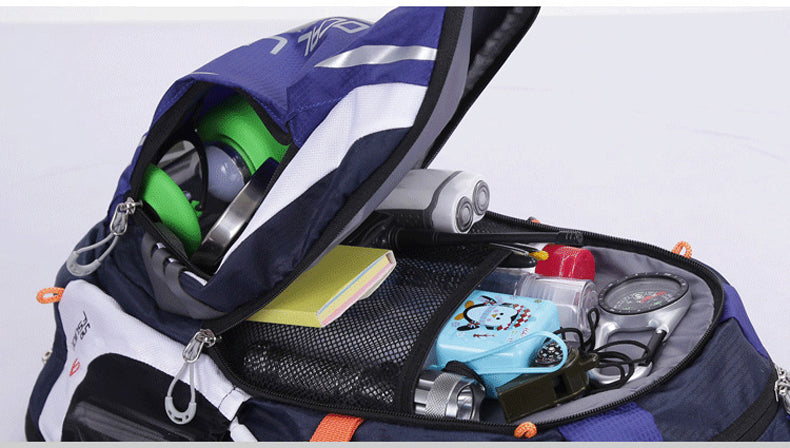 Biking Hydration Backpack with Water Pouch