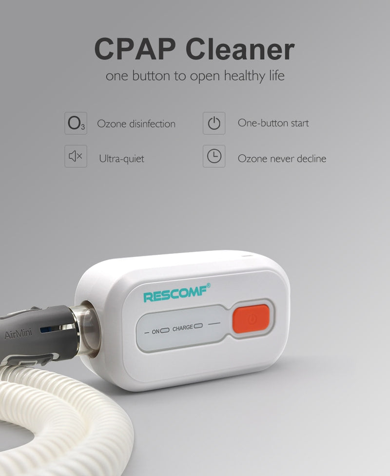 CPAP Cleaner and Sanitizer Machine