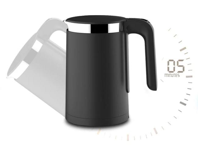 Electric Pro Temperature Control Water Tea Kettle Pot