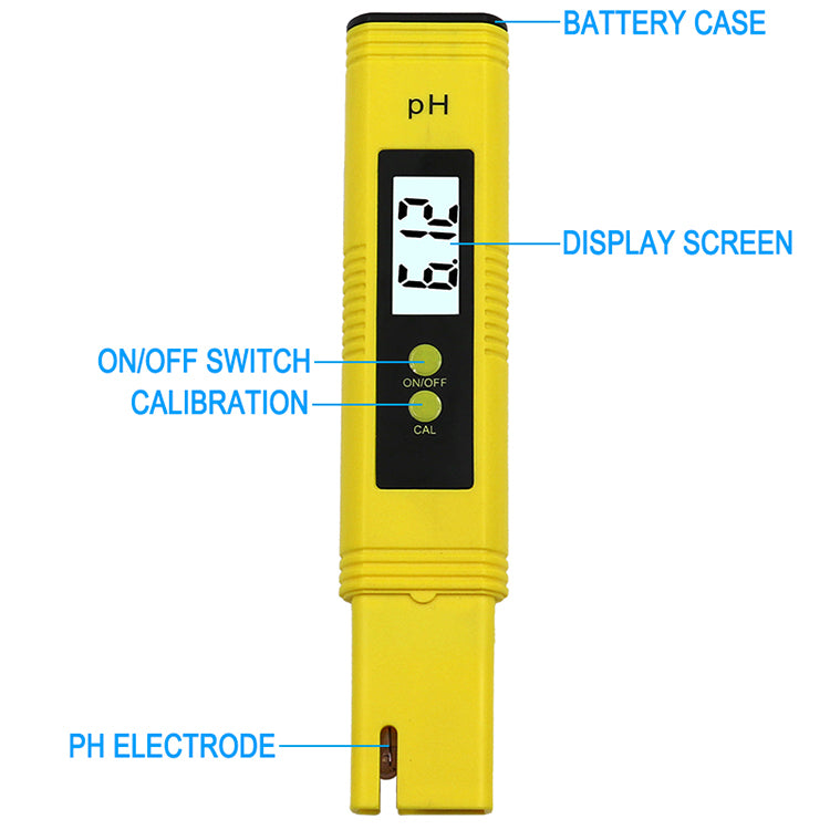 Digital PH Meter Sensor Tester