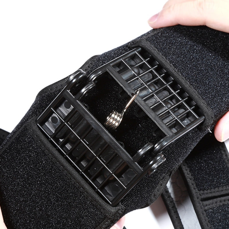 Power Support Knee Brace Hinged Stabilizer