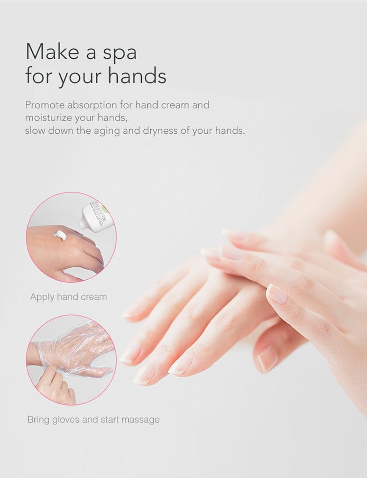 Electric Hand Massage Machine Palm Wrist Reflexology Massager