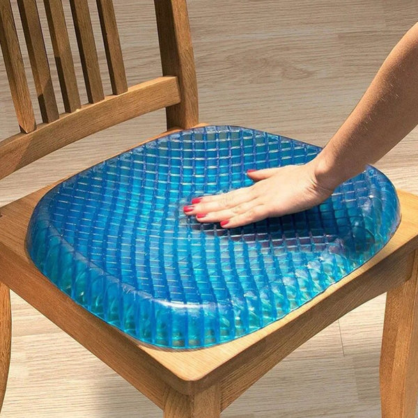 Egg Sitter - The Original Gel Seat Support Cushion Pad