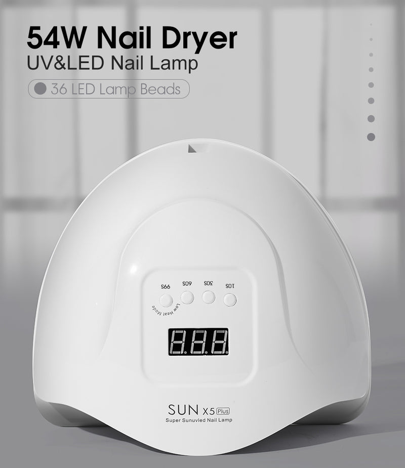 UV LED Nail Polish Lamp Dryer