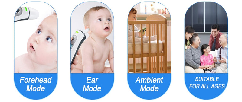 Baby Forehead Infrared Thermometer