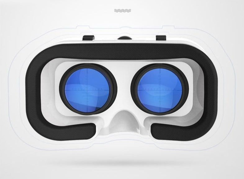 Virtual Reality Googles Headset Kit For Smartphones