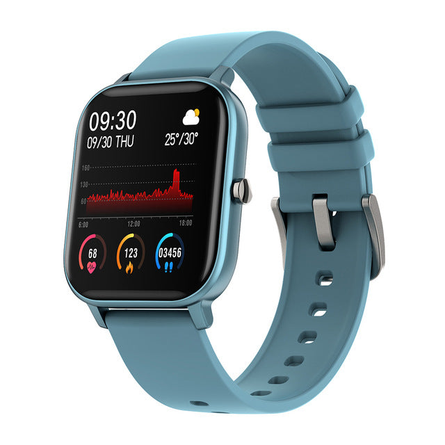 Fitness Smart Watch Blood Pressure and Health Tracker