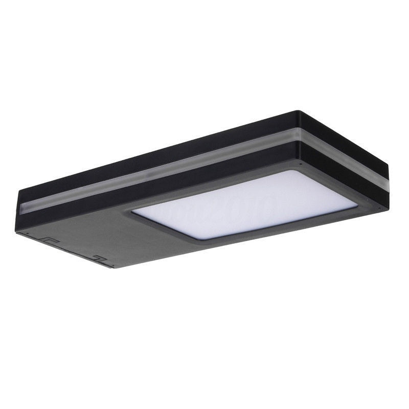 Solar LED Security Flood Lights Lamp with Motion Sensor for Commercial & Residential Areas
