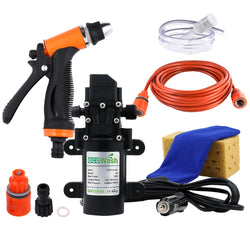 Car High Pressure 70W Water Portable Washer Pump Gun