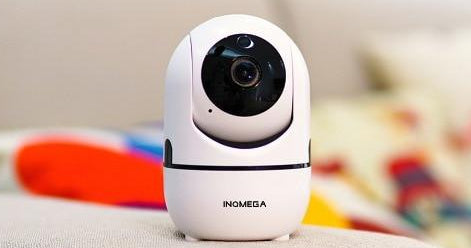 INQMEGA 1080P Full HD Cloud Wireless Smart Home Camera