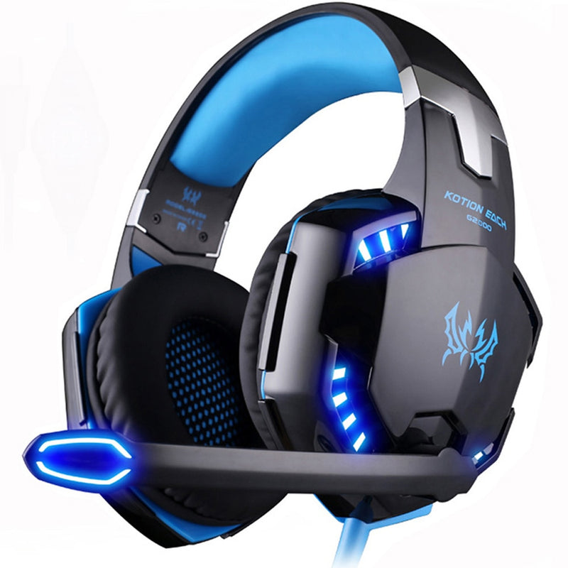 Kotion G2000 Gaming Headset with LED Lights