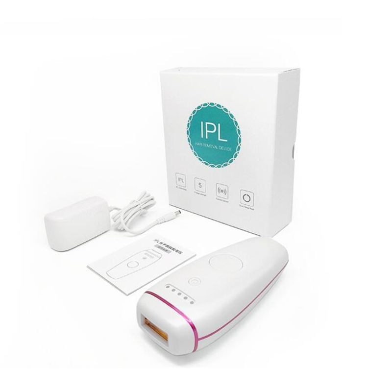 Laser IPL Epilator - Permanent Hair Removal