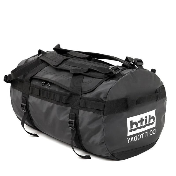 Extreme Travel Large Capacity Waterproof Duffle Bag (with Backpack Function)