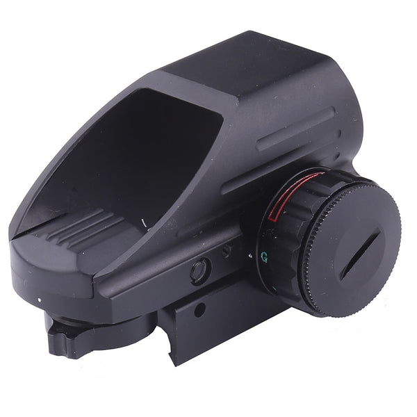 Tactical Reflex Laser Holographic Red Green Dot Reticle Sight Rifle Scope