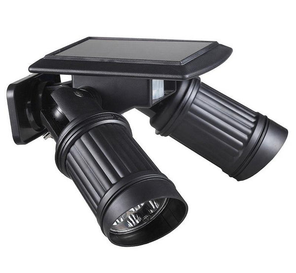 Waterproof Solar Powered Motion Sensor Security Outdoor Light Lamp