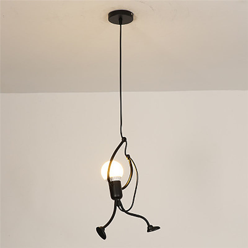 Pendant Hanging Figure Artsy Lighting Fixtures