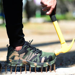 Indestructible Military Grade Heavy Duty Shoes