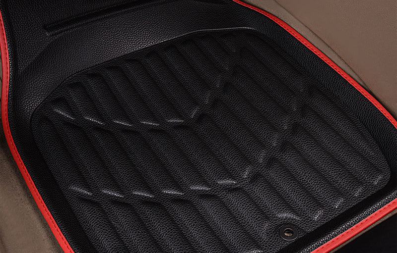 Pro All-Weather Car Floor Waterproof Anti-Dirt Carpet Mats