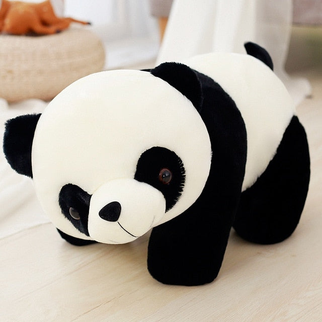 Giant Stuffed Panda Bear - Big Animal Plush