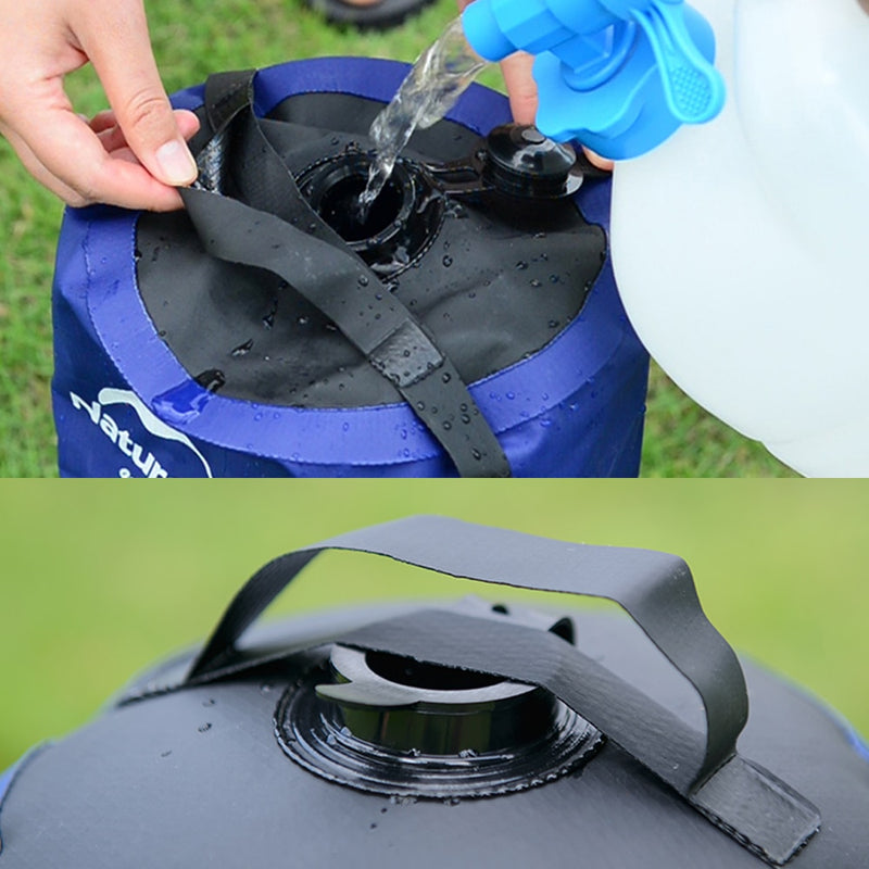 Naturehike Outdoor Portable Camping Water Pressure Shower