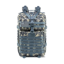 Tuguan 50L Army Military Pro Tactical Backpack for Camping, Hunting, Hiking, Outdoors
