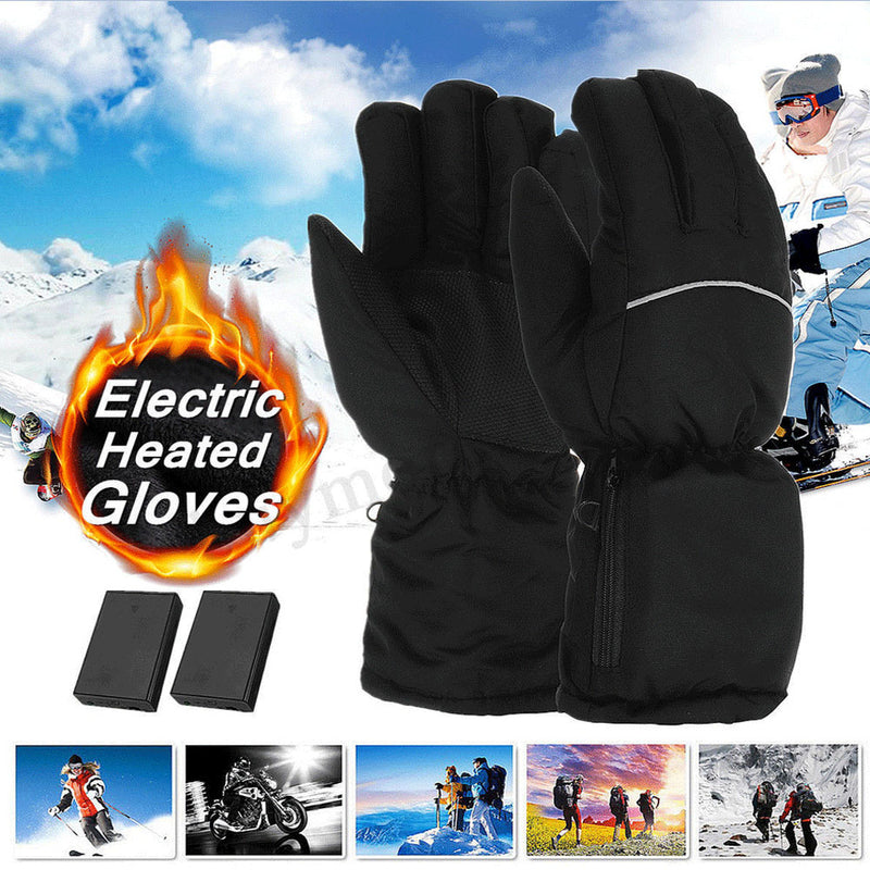 Warm Rechargeable Electric Heated Gloves