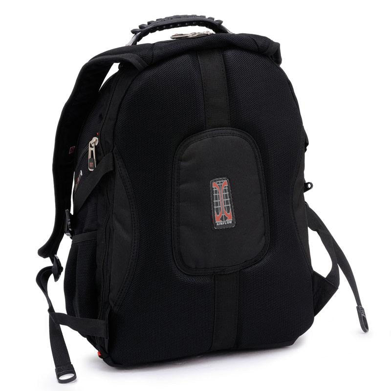 Laptop Pro Backpack Large Waterproof Multi Functional with USB Charging Port