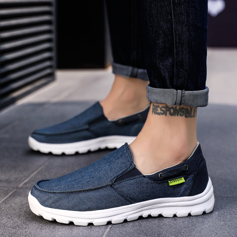 2019 Canvas Men Casual Breathable Shoes