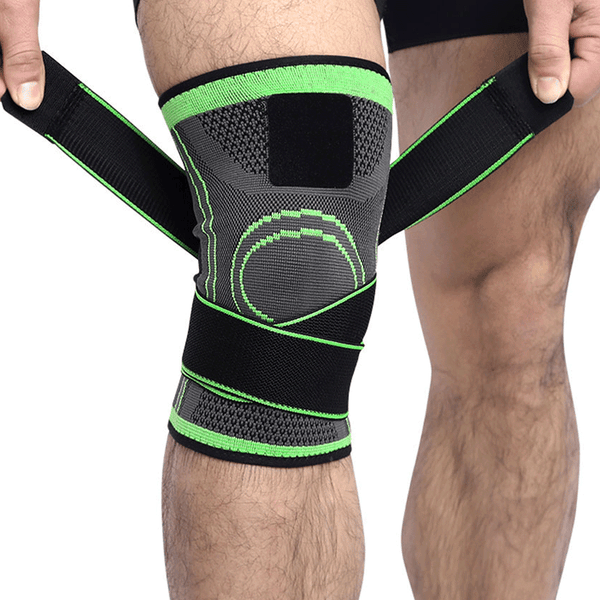 1Pcs Knee Protective Bandage Support Pad Breathable Knee Brace for Basketball
