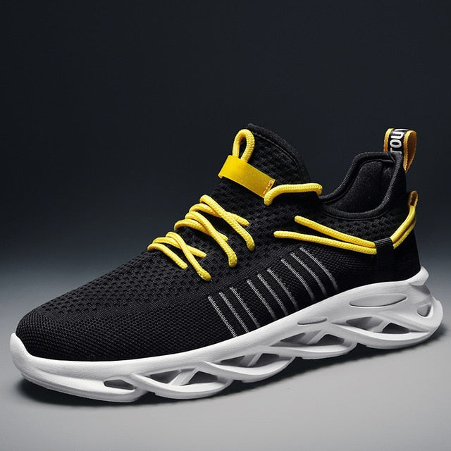 Leader Show Men Outdoor Casual Comfortable Sneakers