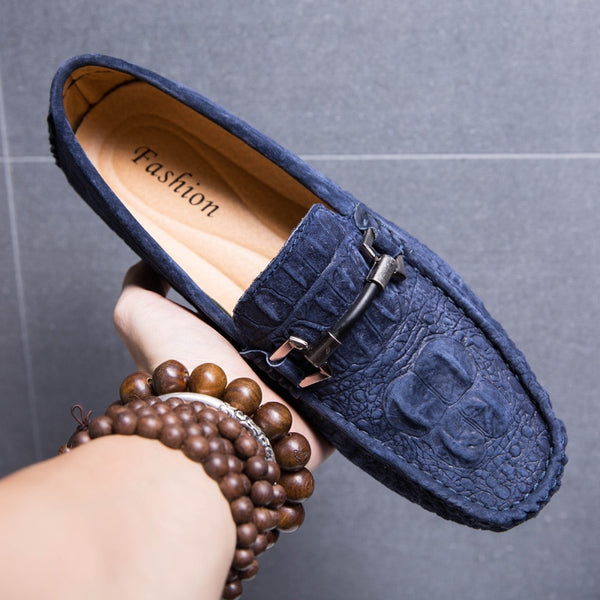 Fashion Male Casual Flats Moccasin