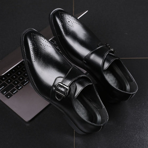 High Quality Men Wedding Party Shoes Casual Loafe(BUY 2 TO GET 10% OFF)