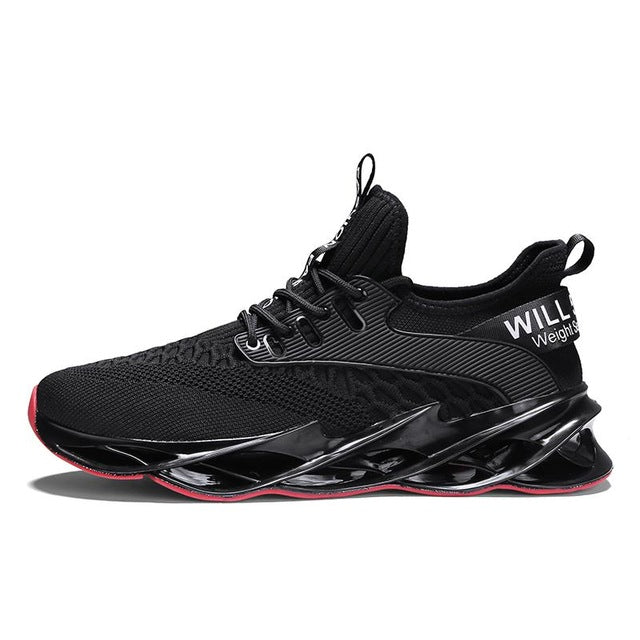 New Blade Non-slip Light Shock Absorber Breathable Sports Shoes