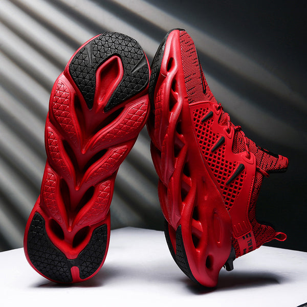 New Lace-up Male Outdoor Running Shoes