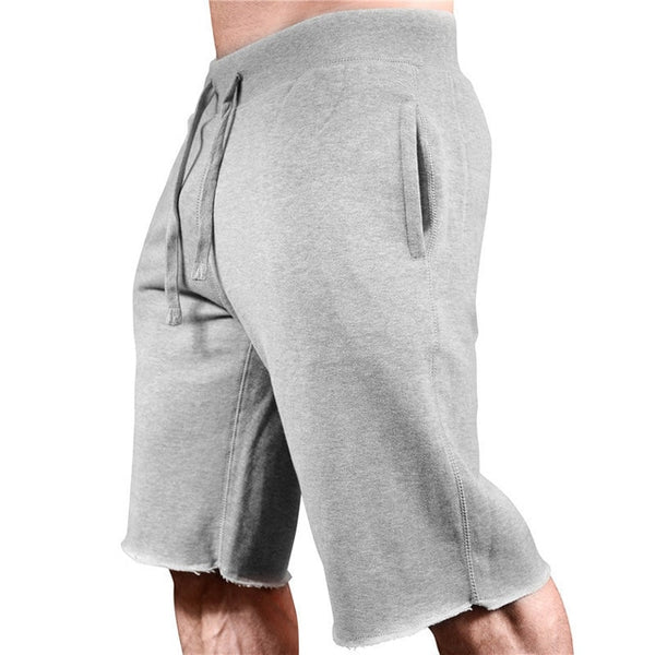 2019 New Men's Shorts Gym Sweatpants Home Pants Sportswear