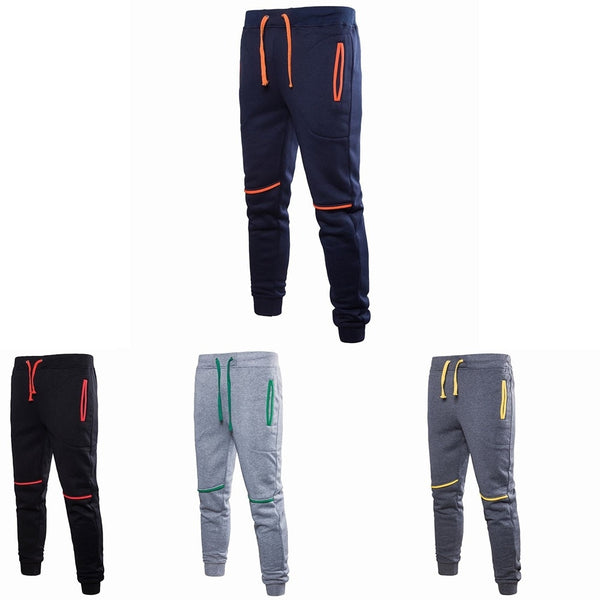 Men's Jogger Pants Casual Elastic Long Track Legging Sweatpants