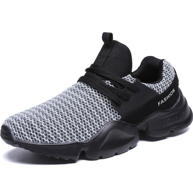 Super Light Air Mesh Breathable Men's Running Shoes Sneakers