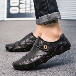 2019 New Men's Mesh Shoes Lightweight Breathable Loafers